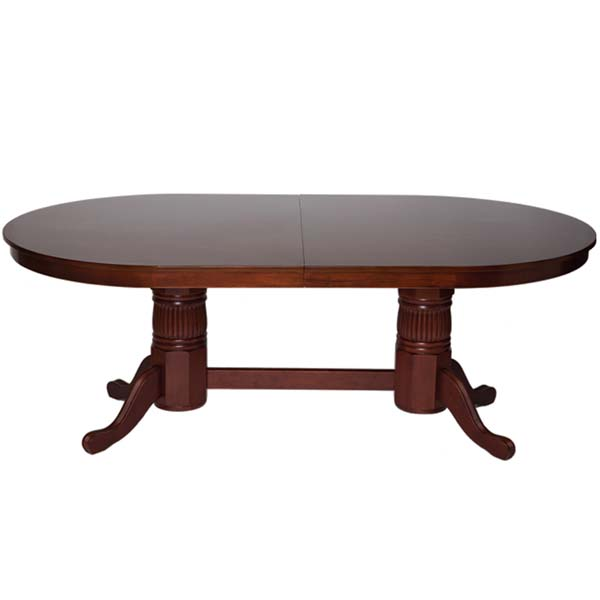 84″ Game Table With Dining Top