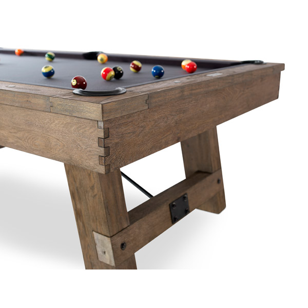 Isaac Pool Table Corner