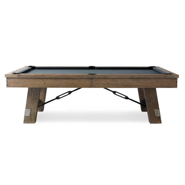 Isaac Pool Table Side