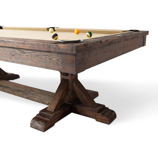 Thomas Pool Table Corner