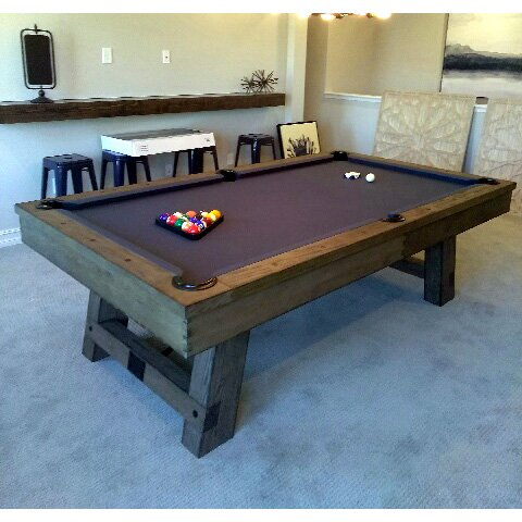 isaac pool table tampa