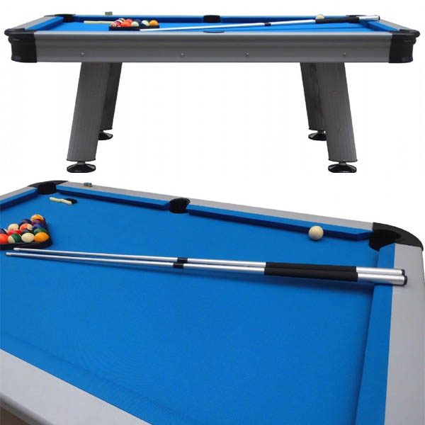 Outdoor Pool Table - 7 foot Florida