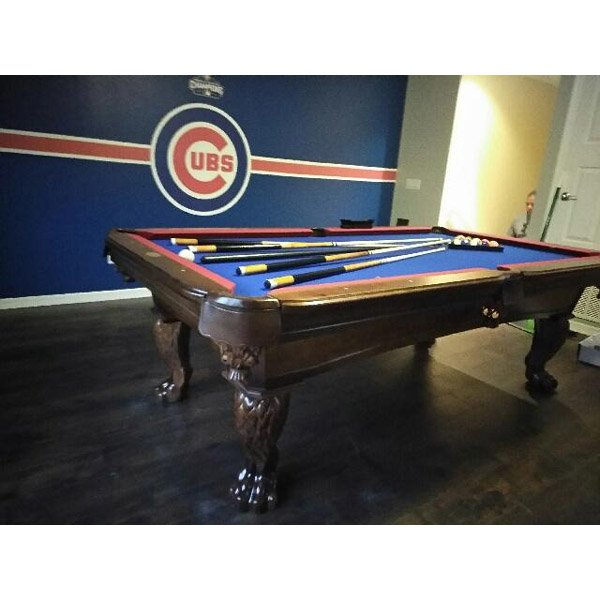 The Beast Pool Table