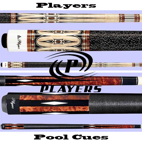 Players Pool Cues