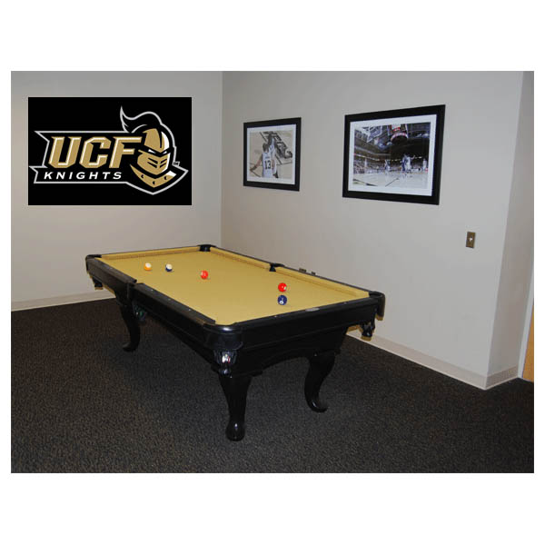 Queen Anne Pool Table