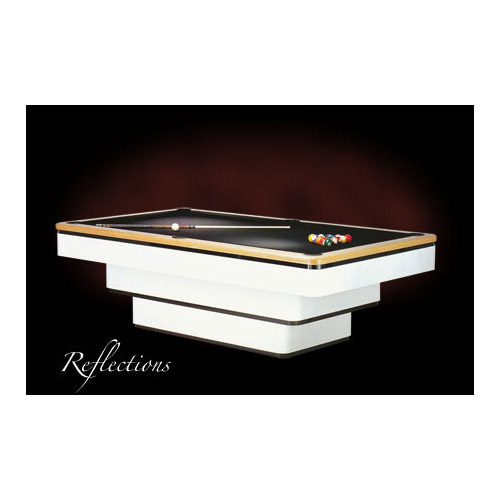 Reflections Modern Pool Table