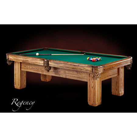 The Regency Pool Table