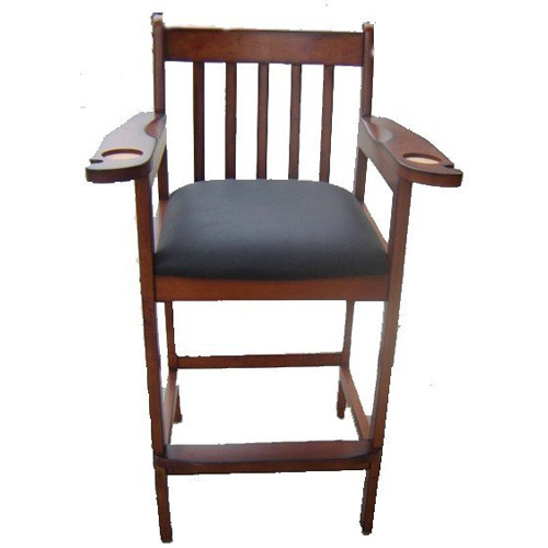 Slat Back Spectator Chairs