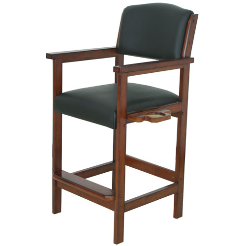 Spectator Chair in Cinnamon