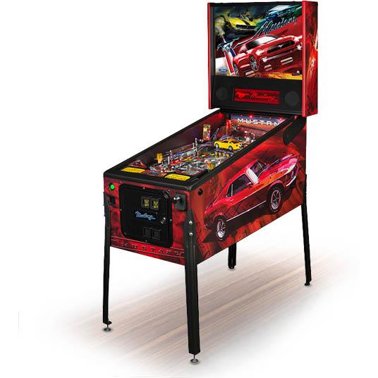 Mustang Pinball Machine
