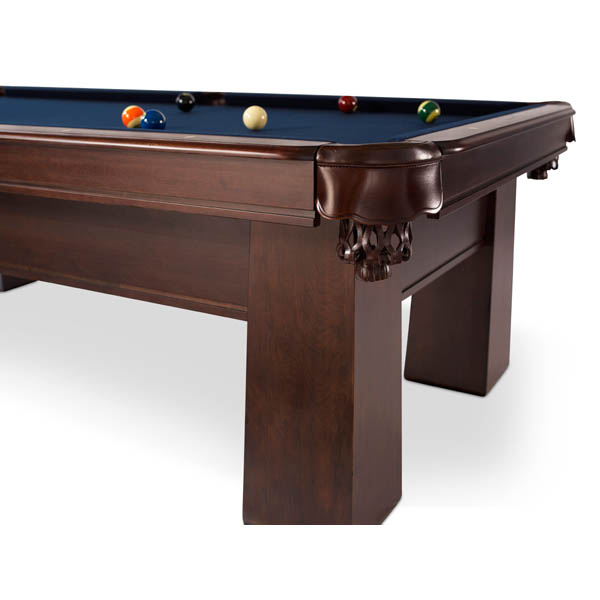 Carnegie Pool Table Corner