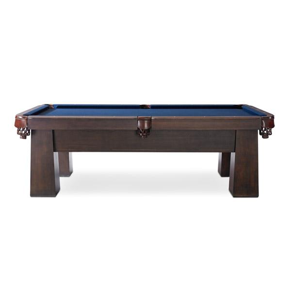 Carnegie Pool Table Side