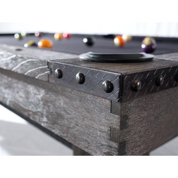 Morse Pool Table Close Up