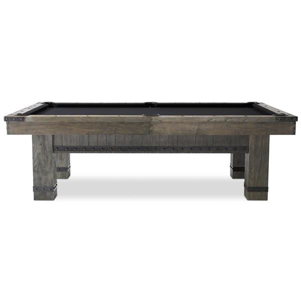 Morse Pool Table Side