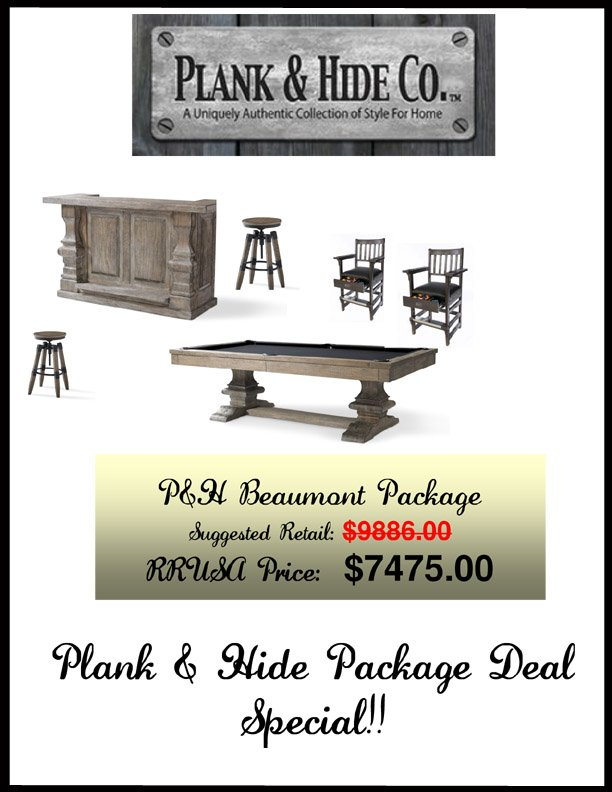PLANK AND HIDE BEAUMONT PACKAGE