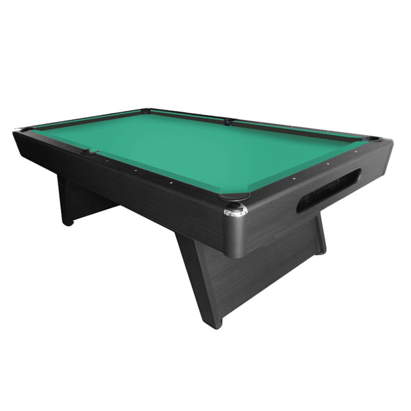 IMPERIAL SHARPSHOOTER 8-FT. POOL TABLE, BLACK