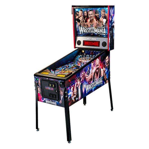 WWE Pinball Machine