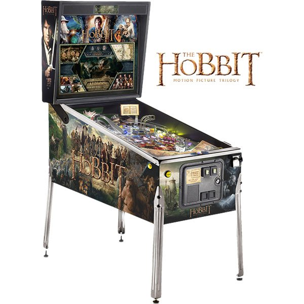 Hobbit Pinball Machine