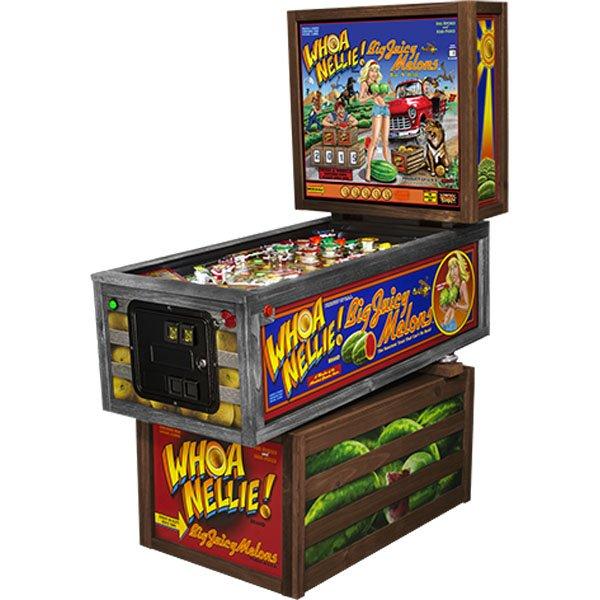 Whoa Nellie Pinball Machine