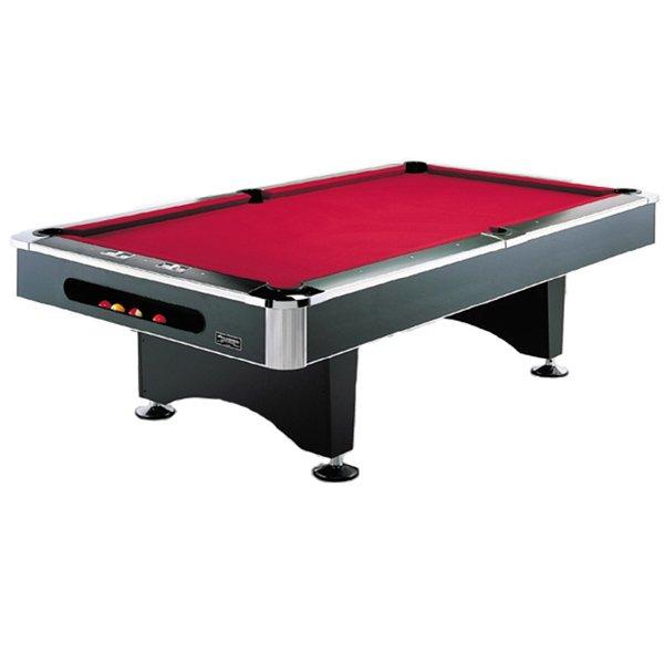 Black Widow Pool Table