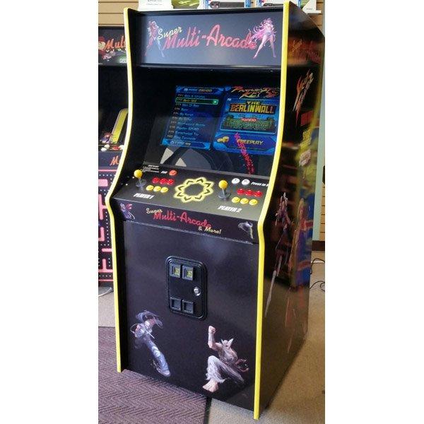 super multi arcade 999 in 1